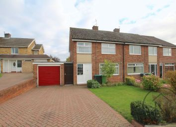 Thumbnail 3 bed semi-detached house for sale in Westmorland Way, Newton Aycliffe