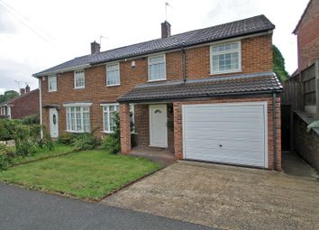 Thumbnail 4 bedroom semi-detached house for sale in Robin Hood Road, Arnold, Nottingham