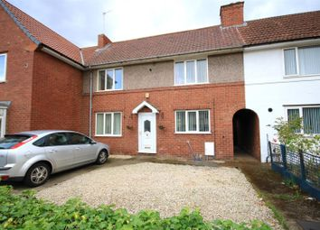 Thumbnail 3 bed terraced house for sale in Elm Road, Armthorpe, Doncaster