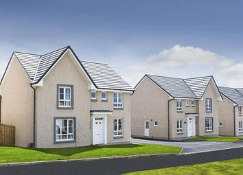 "Thumbnail 3 bed semi-detached house for sale in ""Craigend"" at Newbarns, Urquhart Road, Oldmeldrum, Inverurie"