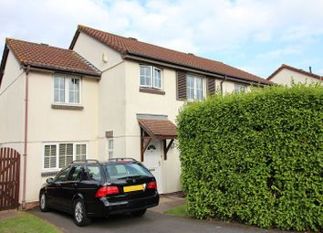 Thumbnail 4 bed semi-detached house for sale in Hammond Croft Way, Alphington, Exeter