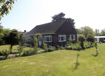 Thumbnail 3 bedroom bungalow for sale in Horncastle Road, Roughton Moor, Woodhall Spa
