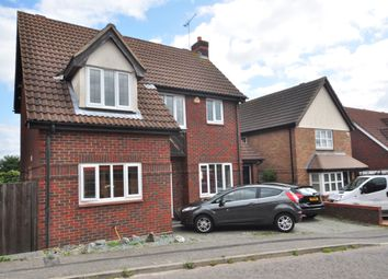 Thumbnail 3 bed detached house to rent in Froden Brook, Billericay