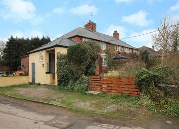 Thumbnail 2 bed cottage for sale in Newton Way, Woolsthorpe By Colsterworth, Grantham