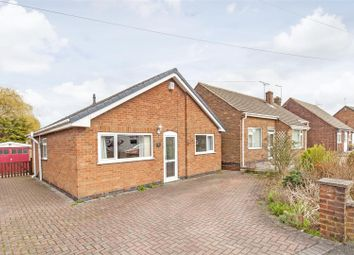 Thumbnail 2 bed detached bungalow for sale in Brandene Close, Calow, Chesterfield