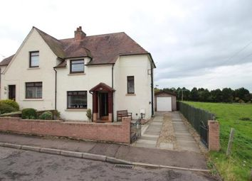 Thumbnail 3 bed semi-detached house for sale in Park Avenue, Laurieston, Falkirk, Stirlingshire