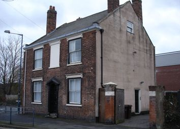 Thumbnail 1 bed flat to rent in Broad Street, Bilston