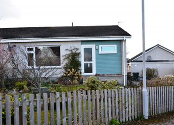 Thumbnail 1 bedroom semi-detached bungalow to rent in Earlsland Crescent, Forres