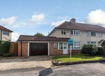 3 bed semi-detached house for sale in Belvue Road, Northolt UB5