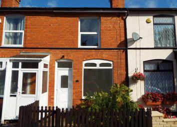 Thumbnail 2 bed terraced house to rent in Reservoir Road, Selly Oak, Birmingham