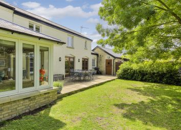 Thumbnail 4 bedroom semi-detached house for sale in Woodhurst, Huntingdon, Cambridgeshire