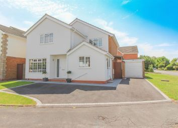 Thumbnail 4 bed detached house for sale in Riversleigh Road, Leamington Spa