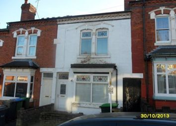 Thumbnail 3 bed property to rent in Katherine Road, Bearwood, Birmingham