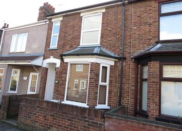 Thumbnail 2 bed terraced house to rent in Norfolk Street, Lowestoft
