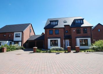 Thumbnail 6 bedroom detached house for sale in Humbleton Road, Newcastle Upon Tyne