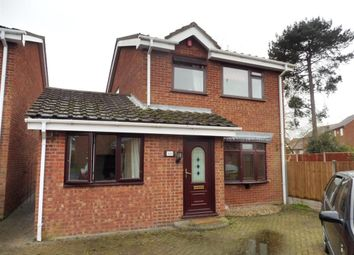 Thumbnail 3 bed detached house to rent in Ravens Way, Burton-On-Trent