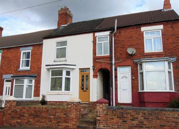 Thumbnail 2 bed terraced house for sale in Court Street, Woodville, Swadlincote