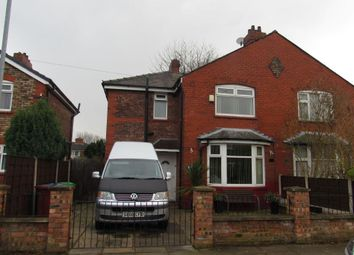 3 bed semi-detached house for sale in Barlow Hall Road, Chorlton Cum Hardy, Manchester M21