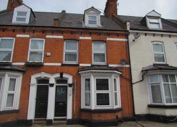 Thumbnail 4 bed terraced house to rent in Agnes Road, Northampton