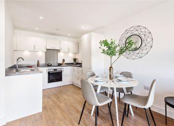 Thumbnail 1 bed flat to rent in Kirkpatrick House, Millard Place, Reading, Berkshire