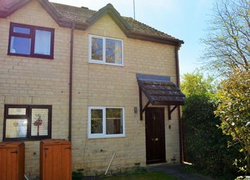 Thumbnail 3 bed end terrace house for sale in Broadway Close, Kempsford, Fairford