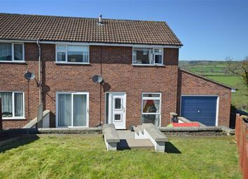 Thumbnail 3 bed end terrace house for sale in 59, Maesydre, Caersws, Powys