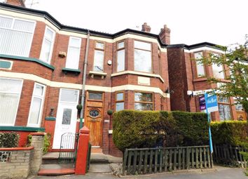 Thumbnail 3 bed end terrace house for sale in Edgeley Road, Cheadle Heath, Stockport