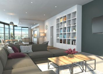 Thumbnail 2 bed flat for sale in Herculaneum Quay, Liverpool