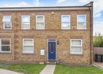 Thumbnail 3 bed end terrace house to rent in Woodcroft Mews, London
