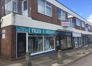 Thumbnail Retail premises to let in 49, Telegraph Road, Heswall