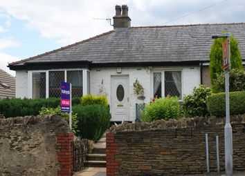 Thumbnail 2 bed semi-detached bungalow for sale in Oakworth Road, Keighley, West Yorkshire