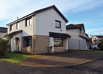 Thumbnail 5 bed detached house for sale in 17 Flures Crescent, Erskine