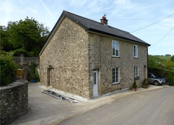 Thumbnail 3 bedroom semi-detached house to rent in Berry Hill Cottages, Berry Hill, Branscombe, Seaton