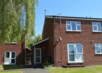 Thumbnail 2 bed flat for sale in Nursery Road, Ross-On-Wye