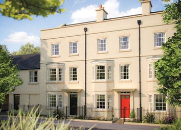"Thumbnail 3 bed semi-detached house for sale in ""The Carswell"" at Haye Road, Sherford, Plymouth"