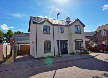 Thumbnail 3 bed detached house for sale in Canal Court, Saxilby, Lincoln