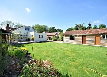 Thumbnail 5 bed property for sale in Norwich Road, Wymondham