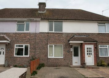 Thumbnail 2 bed terraced house to rent in Conbar Avenue, Rustington, Littlehampton