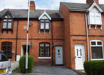 Thumbnail 2 bed terraced house for sale in New Street, Barrow Upon Soar, Loughborough