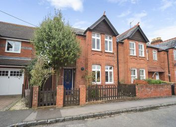 Thumbnail 2 bed semi-detached house for sale in School Road, Wooburn Green, High Wycombe