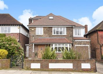 Thumbnail 5 bed detached house for sale in Woodlands Avenue, New Malden