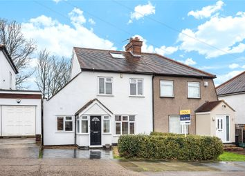 Thumbnail 3 bed semi-detached house for sale in Cranmore Road, Chislehurst