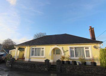 Thumbnail 3 bedroom detached bungalow for sale in Llanddewi Brefi, Tregaron