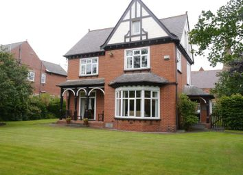 Thumbnail 6 bed detached house for sale in The Old Manse, Cypress Gardens, Blyth