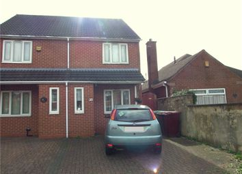 Thumbnail 2 bed semi-detached house for sale in North Street, South Normanton, Alfreton