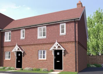 Thumbnail 2 bed detached house for sale in The Isfield, Wyvern Way, Burgess Hill