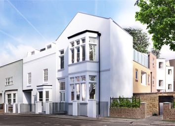 Thumbnail 3 bed mews house for sale in Cleary Court, Vicarage Crescent, London