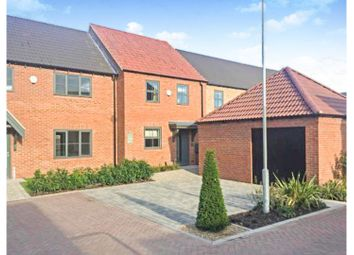 Thumbnail 3 bed end terrace house for sale in Hawfinch Meadows, Retford