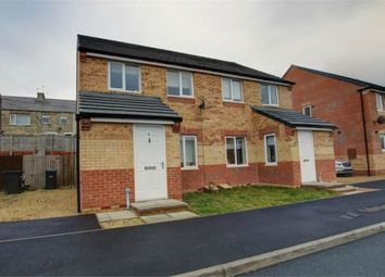 Thumbnail 3 bedroom semi-detached house for sale in Scholars Court, Ushaw Moor, Durham
