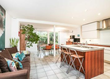 Thumbnail 4 bedroom flat for sale in St Mary Abbots Terrace, London